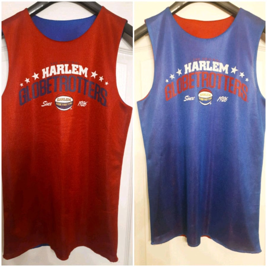 Vintage Basketball Reversible Jersey