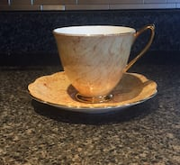 Vintage Royal Albert Gossamer Cup and Saucer Oakville, L6M