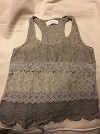 Abercrombie & Fitch Cute Crochet Top Size S Bedford, 76022