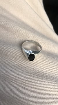 Sterling Silver Onyx ring Fairfax, 22031