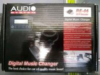 audiosystem usb aux sd card