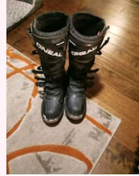 O'Neal Motorcycle Boots Size 11 Alexandria, 22314