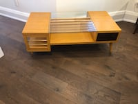 Mid century modern coffee table Toronto, M6H 3X7