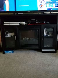 TV stand fire place  Kitchener, N2N 3R9
