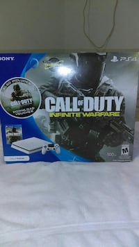 Call of Duty Infinite Warfare PS4 game case