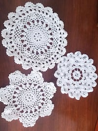 Lace doilies from Europe Arlington, 22209