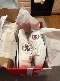 Chicago Cubs Sneakers Raleigh, 27616