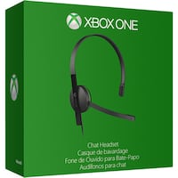 Xbox One Chat Headset  Seymour