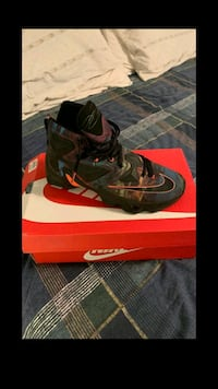Lebrons size 9