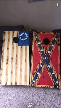 Custom corn hole boards  Warner Robins, 31088