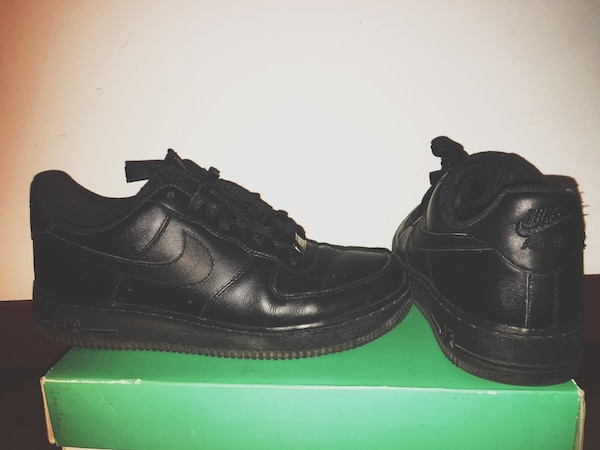NIKE AIR FORCE USATE POCHISSIMO
