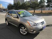 2012 Nissan Rogue SV AWD Revere