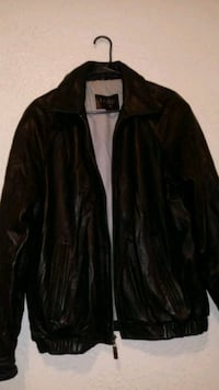 Izod leather jacket Clovis, 88101