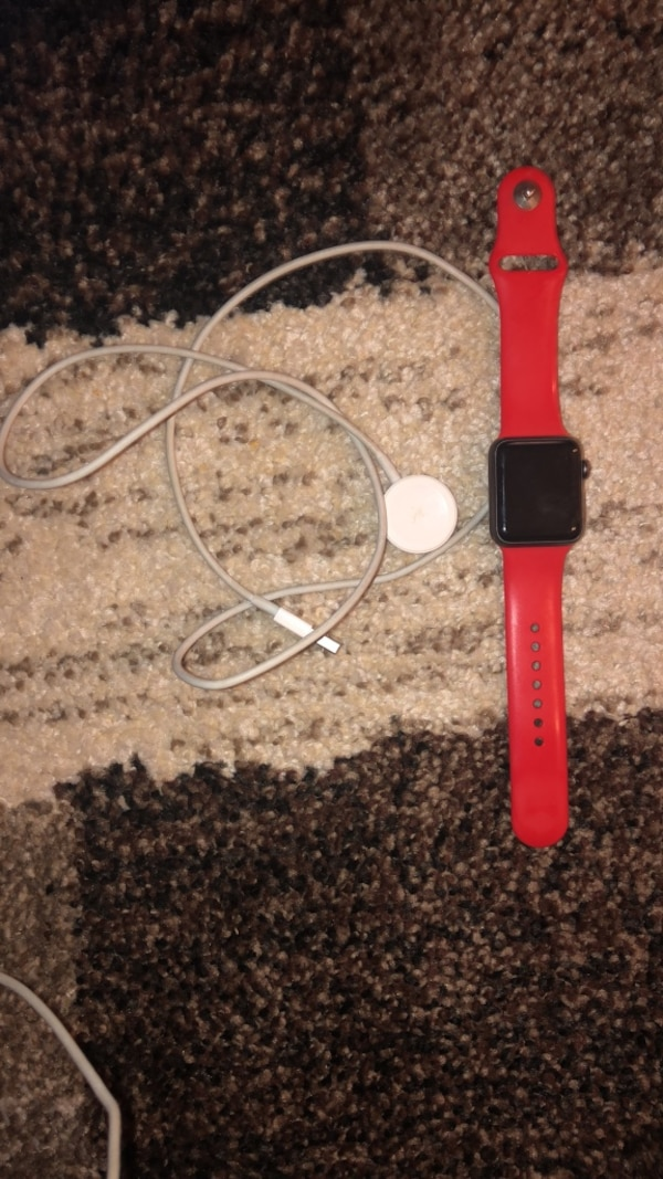 iWatch and Charger
