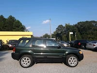 2002 FORD ESCAPE MANUAL TRANSMISSION  Dallas
