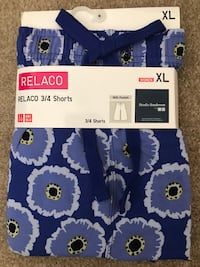 Uniqlo Relaco 3/4 shorts