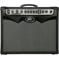 black and gray Peavey guitar amplifier Hanover, 21076