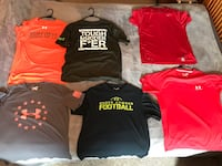 Under Armour/Nike Shirts Men's Large