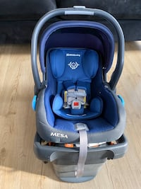 Uppababy Mesa Car Seat + JJ Cole 'BundleMe' Capitol Heights, 20743