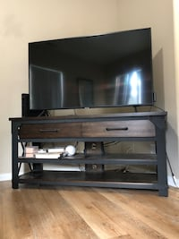 Metal and wood Stand for tv