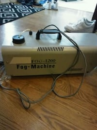 fog machine 1200 model