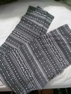 Abercrombie and fitch leggings size L