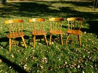 brown wooden windsor chairs  Duluth, 55811