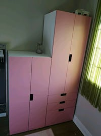 2x STUVA WARDROBES  Burlington, L7L 4L9