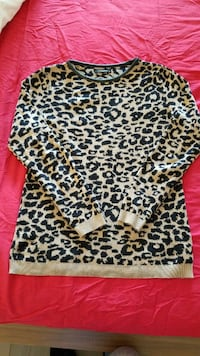 black and white leopard print textile Arlington, 22202