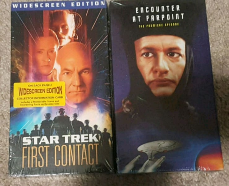 STAR TREK VHS TAPES NEW 49686429-b335-4453-b950-230e9b1ea422