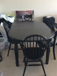 Table and 4 chairs Ashburn, 20147