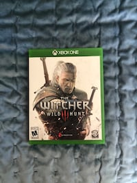 The Witcher 3: Wild Hunt for Xbox One