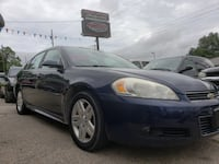 2010 Chevrolet Impala 4dr Sdn LT Fort Madison