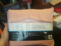 4pc bed sheet set Mansfield, 44906