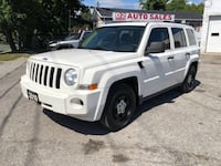 2010 Jeep Patriot Sport/Comes Certified/Automatic/4x4/Leather Seats Scarborough, ON M1J 3H5, Canada, M1J 3H5