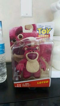 Brand NEW Collectible Lotso Action Figure  El Paso, 79915