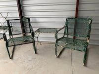 Vintage Patio Chairs an Table  Lincoln, 68526