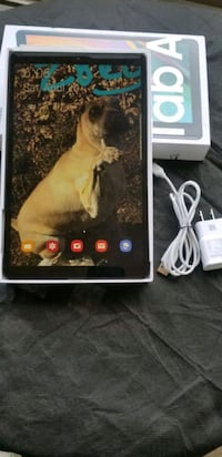 SamsungTab A excellent condition just purchased but I didn't need it.  Temple Hills