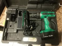 Hitachi drill with charger and 2 batteries Anaheim, 92802