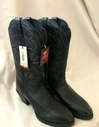 Women's Ariat Black Cowboy Boots