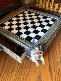 Cool chess game complete set