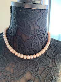 Pearls Necklace real