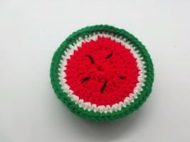 Watermelon Coasters Set of 4