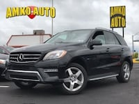 Mercedes - M - 2012 1000 dollars down  District Heights, 20747