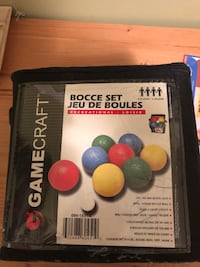 Giving away a brand new Bocci Ball set   Vancouver, V5Y 1J5