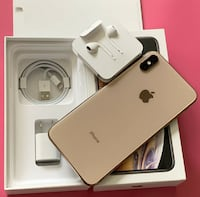 NEW Apple iPhone XS Max 256GB Gold OSLO