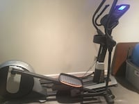 Rarely Used NordicTrack Elliptical E7.5 Bowie, 20721