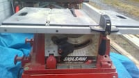 black and gray table saw Coquitlam, V3J 4S4