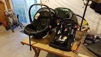 Moving Sale: Graco car seat and 2 bases Coatesville, 19320