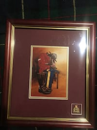 Official RCMP print with insignia  Oakville, L6M 2G6